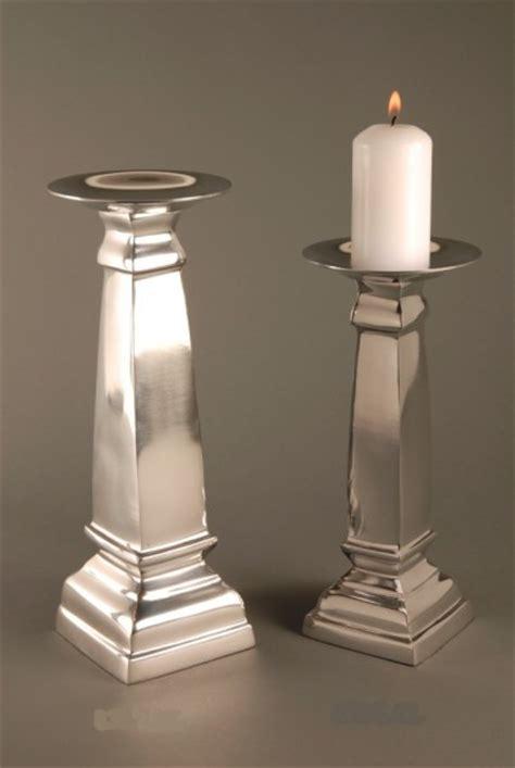 kerzenleuchter modern kerzenleuchter mona kerzenhalter kerzenst 228 nder 25 cm