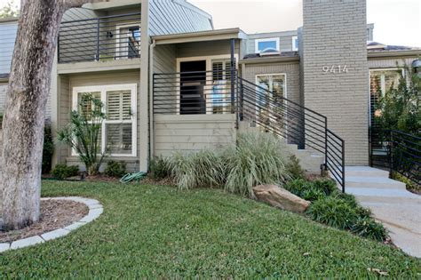 hill view design hillview modern exterior dallas by new leaf custom