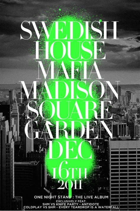 Swedish House Mafia Square Garden swedish house mafia liveset square garden new
