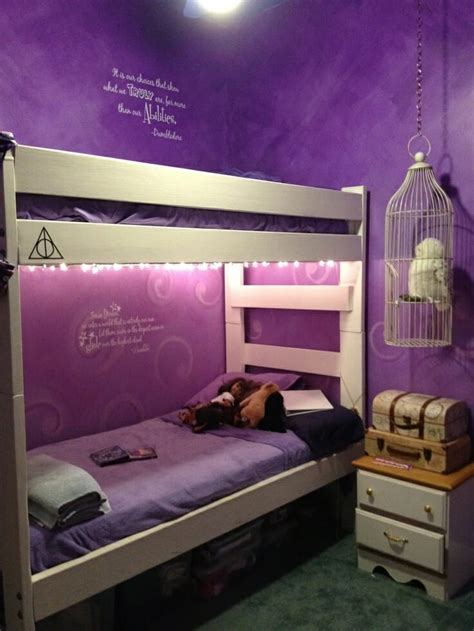 harry potter themed bedroom 15 harry potter themed rooms just because modernize