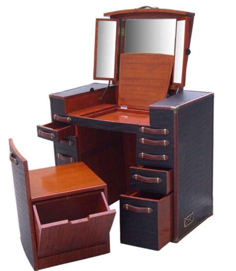 black bedroom vanity desirade dressing table with mirror vanity black