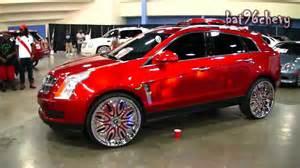 Rims For Cadillac Srx 2012 Cadillac Srx On 26 Quot Forgiatos Giordano