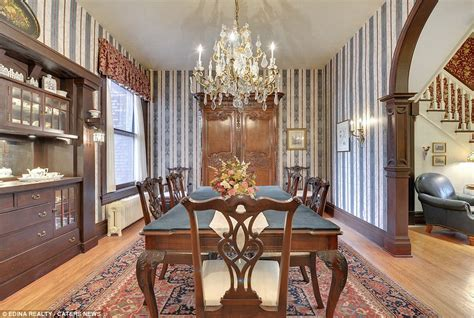 great gatsby dining room minnesota home where f fitzgerald wrote debut novel