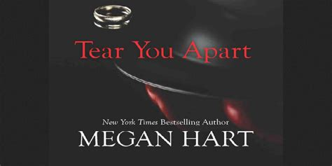 Tear You Appart by Tear You Apart By Megan Hart Review And Paperback Giveaway