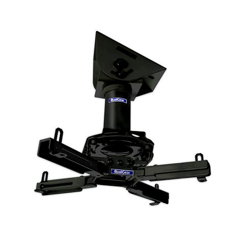 Vaulted Ceiling Projector Mount by Qualgear 174 Pro Av Qg Kit Va 3in B Projector Mounting Kit