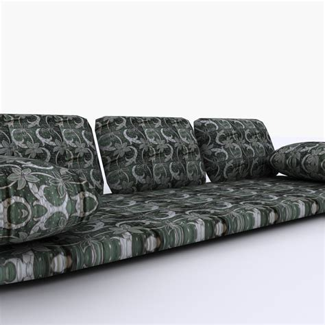 arabian sofa arabian floor sofa free 3d model max obj 3ds fbx