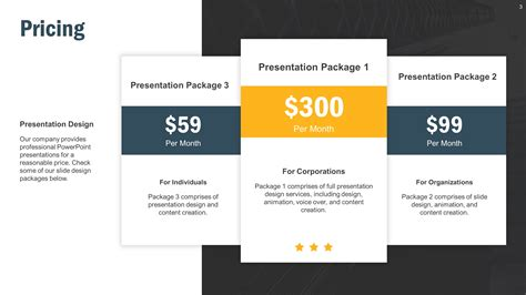 presentation check template best sles templates