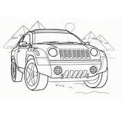Coloring Pages For Boys Cars  Printable Kids Colouring