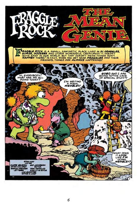 Graphic Classics Volume 23 Classics 1 preview fraggle rock classics vol 2 comics for