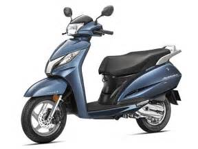 Honda Two Whiler Honda To Manufacture Only Bs Iv Compliant Two Wheelers In