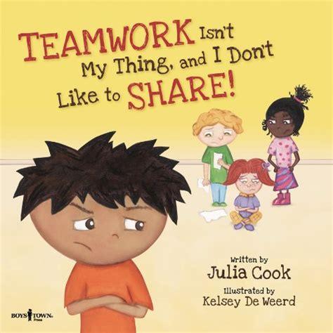 Children S Books On Teamwork Lds Net
