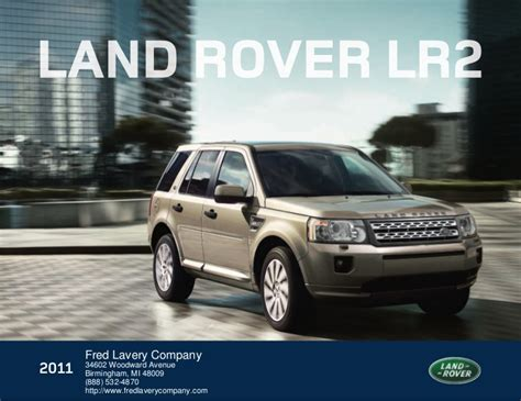 fred lavery land rover 2011 land rover lr2 detroit mi fred lavery company