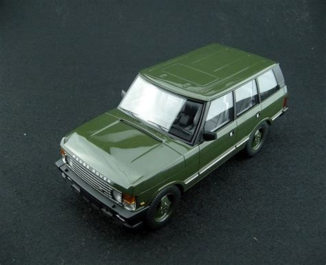range rover classic green look ls collectibles painted range rover classic