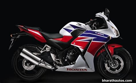 honda unveils updates to cbr250r honda begins testing cbr 300r in india while cbr 250r