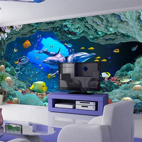 home design 3d non square rooms dream sea world decorative 3d wall panels kids room new