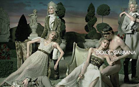 Fab Ad Dolce Gabbana 2008 by Passivity And Violence