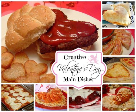 valentine s day dish and dinner ideas and recipes