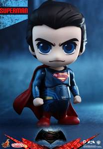 Cosbaby Armored Batman With Light Figure Toys Introduces Superman Cosbaby Figures