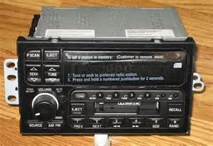 oem radios vehicle radio electronic original replacement parts ford chyrsler gm