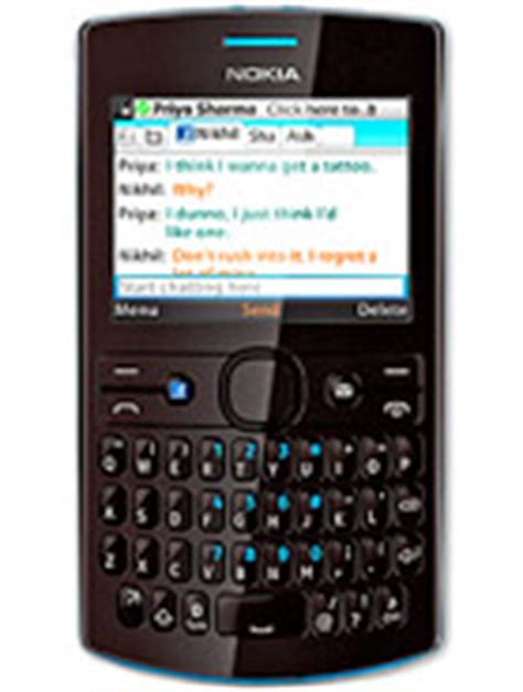 Hp Nokia Asha 205 Dan 206 nokia asha 210 phone specifications