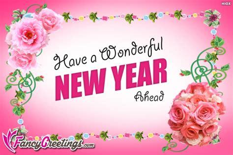 happy new year ahead