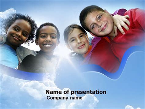 Cultural Diversity Powerpoint Template Backgrounds 04914 Poweredtemplate Com Diversity Powerpoint Templates Free