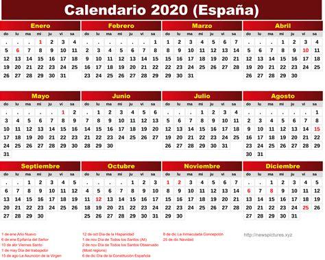 calendar  espana print newspicturesxyz