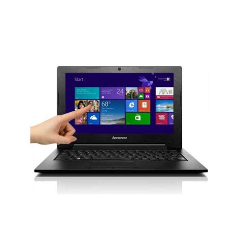 Laptop Lenovo S20 laptop lenovo ideapad s20 30 touch 59436646 czarny