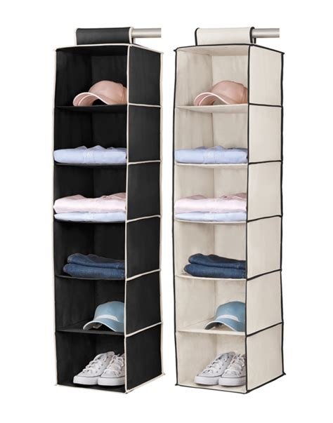 Shelf Closet Organizer by Simplify Black And Storage Sets