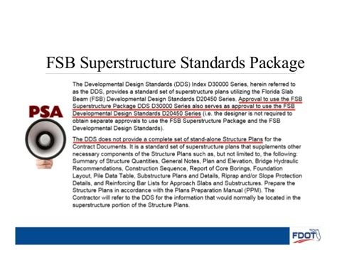 Design Criteria Package Florida Statutes | 2017 apwa conference fsb superstructure package young