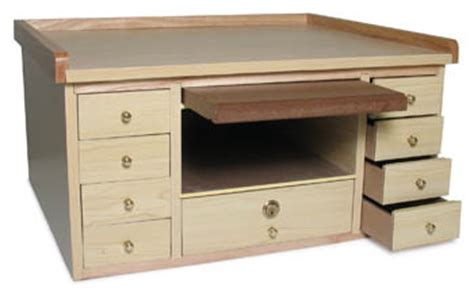 watchmakers wood bench ups ground