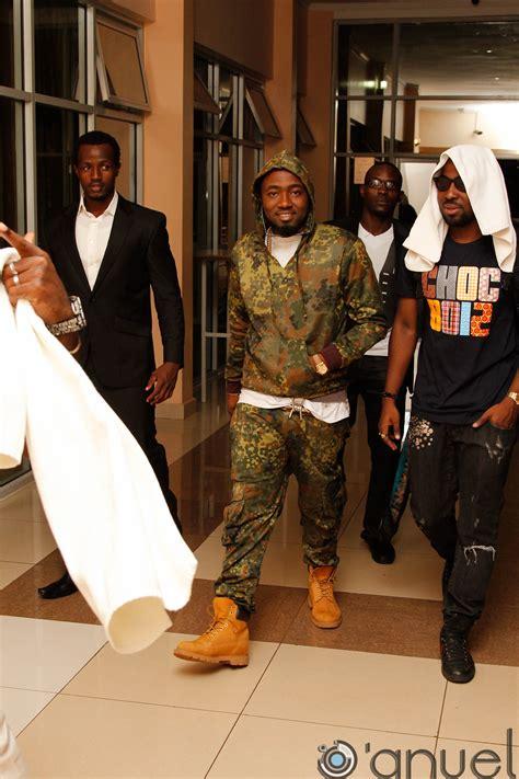 nigerian superstars ice prince p square sell