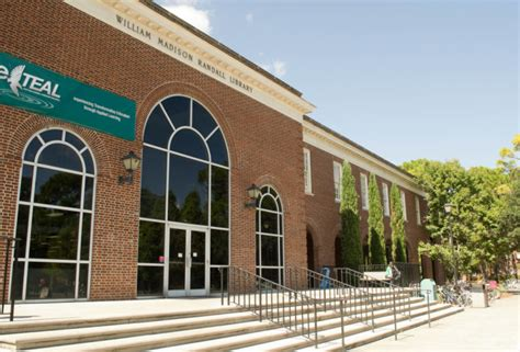Uncw Mba Cost by Randall Library Safety Ada And Restroom Improvements
