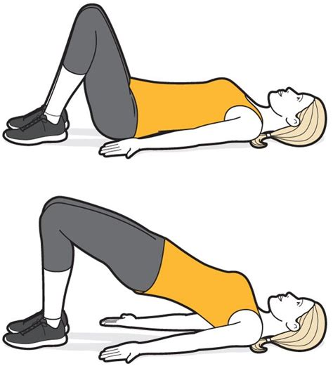 Pelvic Floor Muscles Exercises For by 25 Best Ideas About Pelvic Floor Exercises On