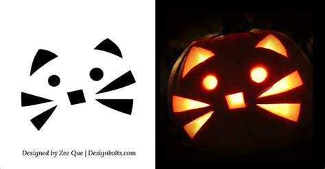 easy pumpkin carving templates 5 easy yet simple pumpkin carving patterns