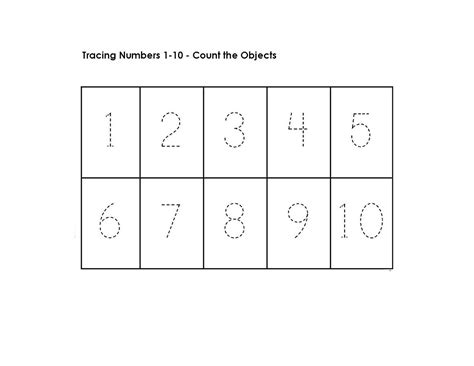 writing numbers 1 20 worksheets kindergarten ora exacta co worksheet on tracing numbers 1 10 ora exacta co