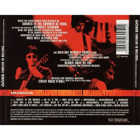 Cd Oasis Be Here Now Deluxe 2016 Isi 3cd Imported familiar to millions cd2 oasis mp3 buy tracklist