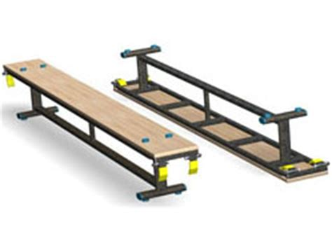 school gym benches balance benches