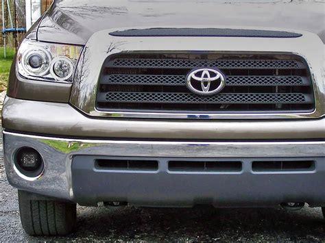 2010 2013 Toyota Tundra Rigid Industries Fog Light