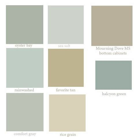 joanna gaines favorite paint colors myideasbedroom
