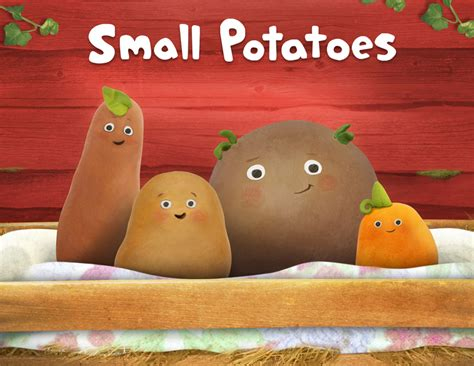 Potato Tv by Small Potatoes Launches New Digital Ventures Animation