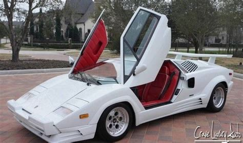 Lamborghini Countach Price 5 Lamborghini Countach For Sale On Jamesedition