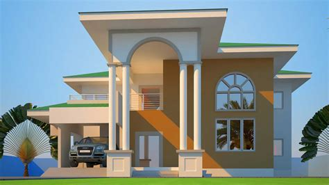 houseplans with pictures house plans ghana mabiba 5 bedroom house plan