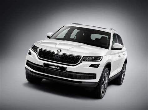 skoda kodiaq and octavia rs revealed for the indian market
