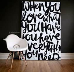 25 creative and easy diy canvas wall ideas