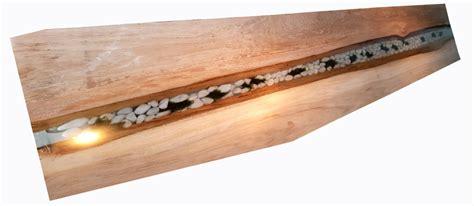 Epoxidharz Schleifen Polieren by Anleitung Epoxidharz Tisch Mit Beleuchtung Rivertable