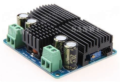 Mini Digital Volt Dc 35v 32v 100w 15a Dc Dc Boost Converter 10v 32v 12v To 15 35v 24v