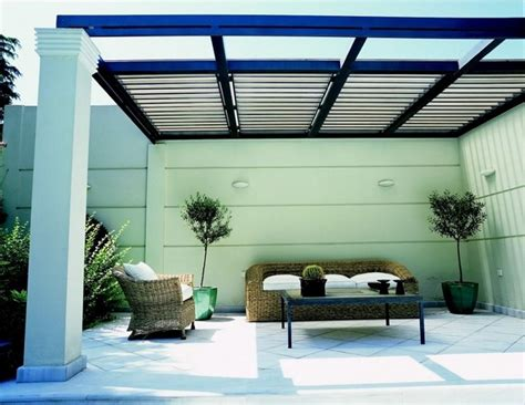 aluminum pergolas one decor