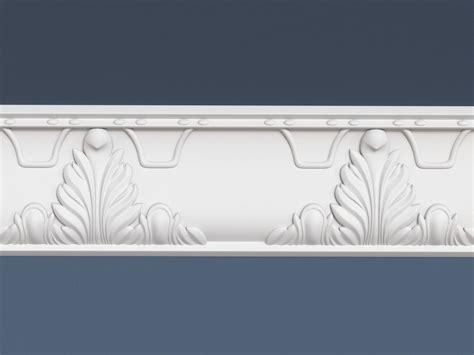 9 Moulding 3d decorative crown molding 009 3d model max obj fbx ma