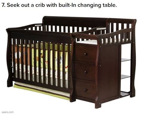 Crib Changing Table Boss Of The House Pinterest Changing Table On Crib